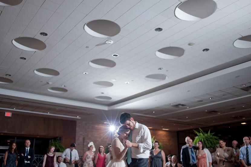 bride groom last dance cohen house negative space
