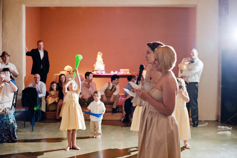 vuvuzela during wedding reception hilarious