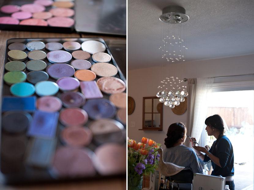 wedding makeup palette austin tx photography