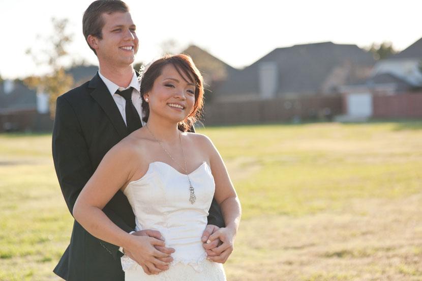 bride groom wedding portraits austin