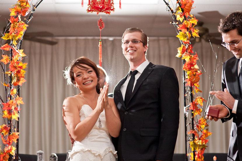 bride groom celebrate austin wedding photography
