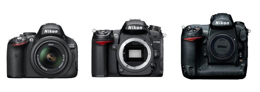 Nikon camera bodies 2011 holiday gift guide