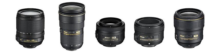 Nikon lenses 2011 holiday gift guide