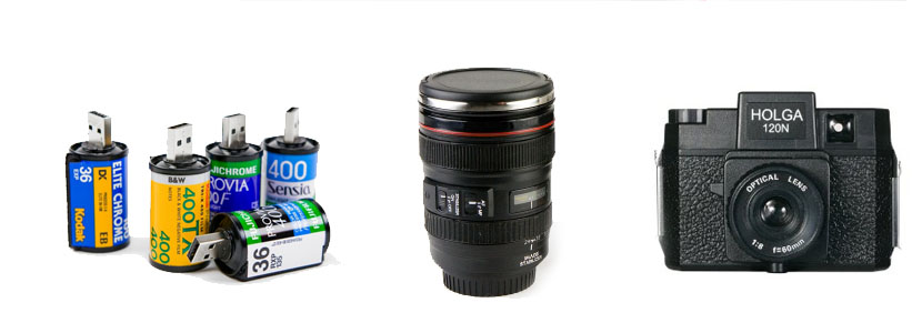 Miscellaneous photography-related gifts for 2011 holiday season