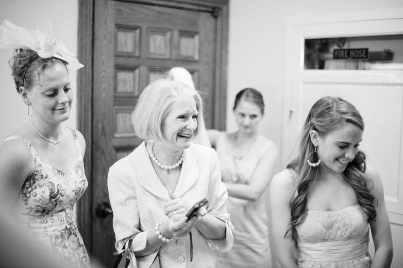 grandma's expression houston wedding photographer