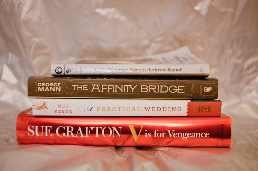 a stack of books photograph