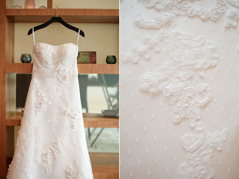 unbridaled austin wedding dress