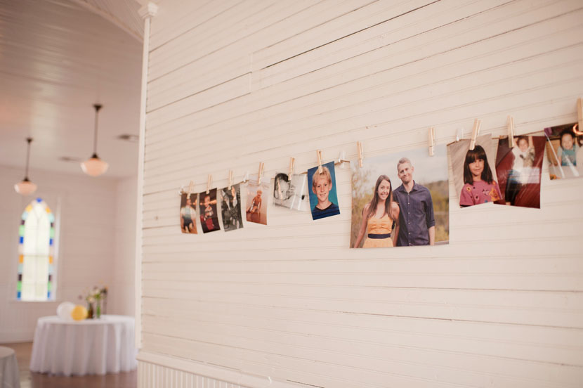 picture timeline for wall decoration