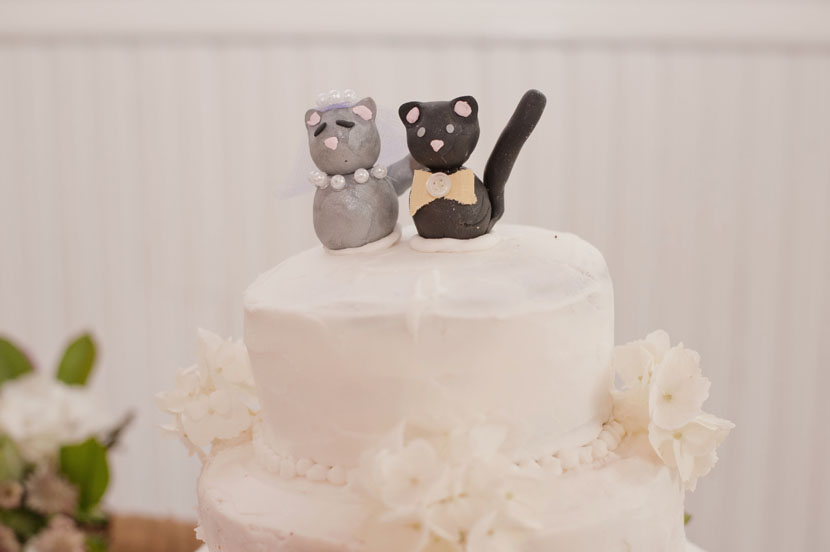 homemade cat cake topper diy cake