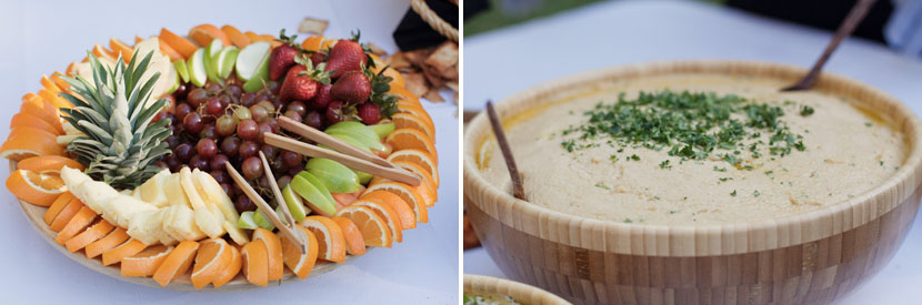 wedding appetizer ideas for cocktail hour