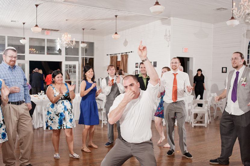 funky wedding dance moves