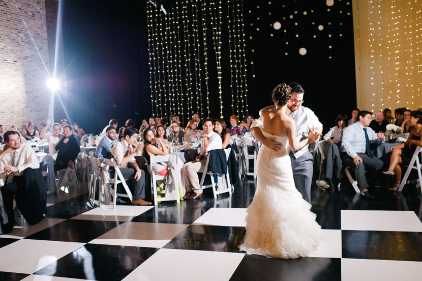 studio at fischer bride groom first dance