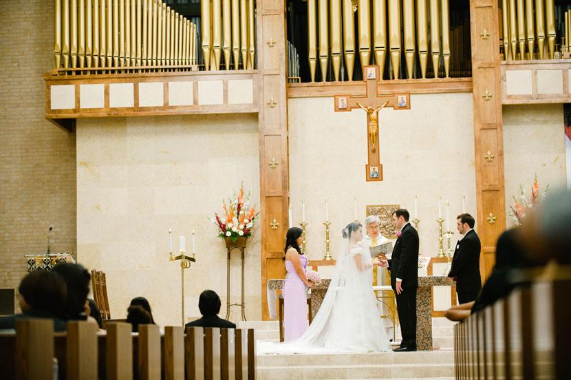 austin wedding photography ring exchange
