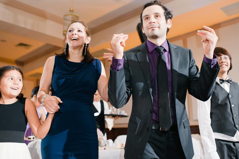 austin wedding reception at ben hur shriners