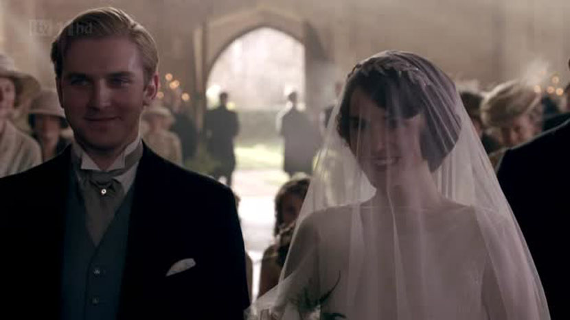 mary and matthew crawley
