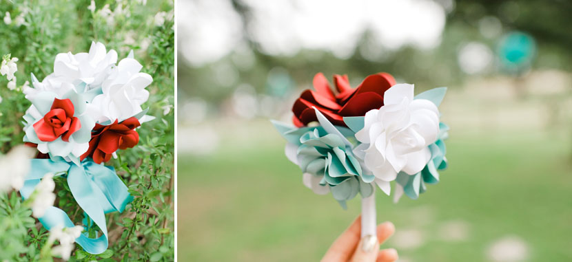 do it yourself paper flower bouquets