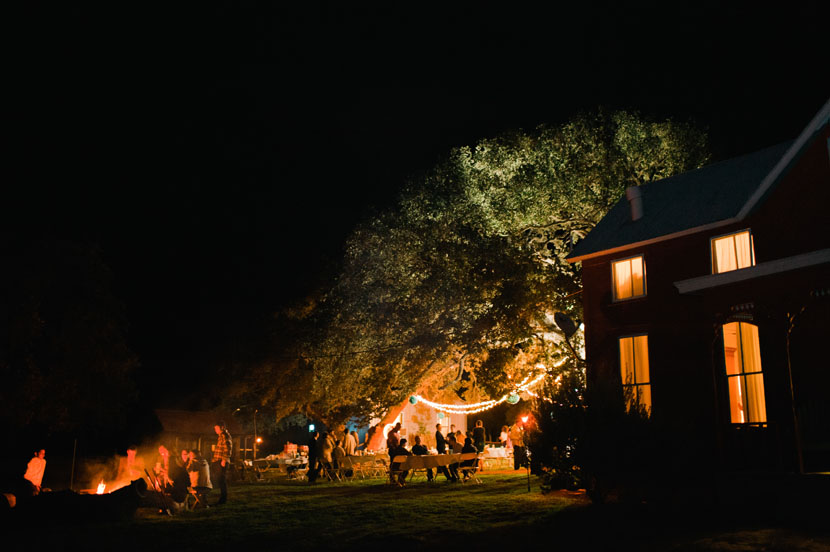 backyard weddings austin