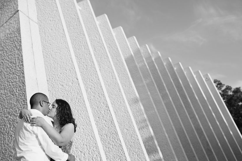 mexican american cultural center engagement session