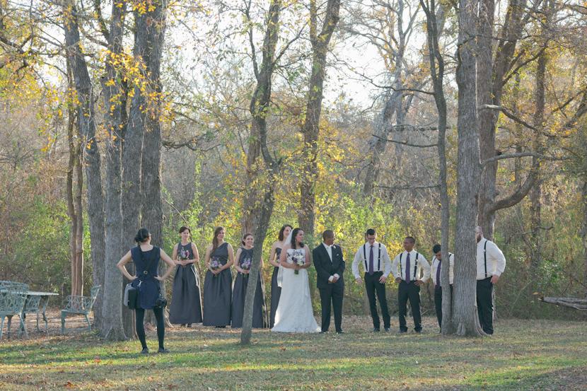 austin wedding moment