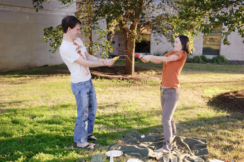 food fight in arboretum austin