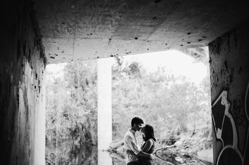 bw austin engagement pictures