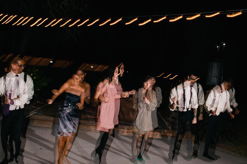 guests dancing at cedar bend events