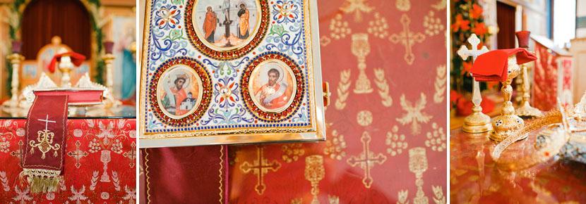 wedding items for orthodox christian wedding