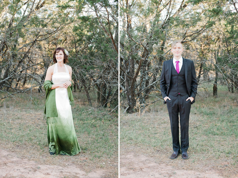 green dip dyed dress indochino suit