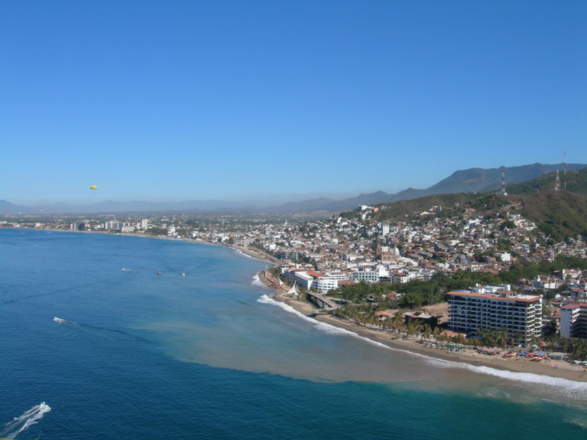 puerto vallarta from wikimedia