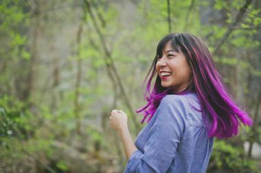 Professional Pastel Hair Color 548477 Purple Lilac Ombre Revlon Nutri