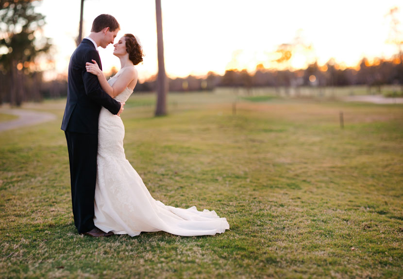 wedding brenizer method