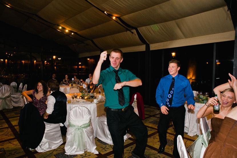 gangnam style wedding reception