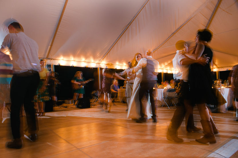last dance wedding reception
