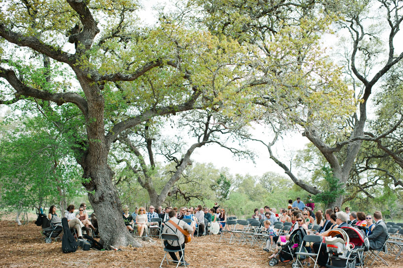 Austin Wildflower Center Arboretum Wedding