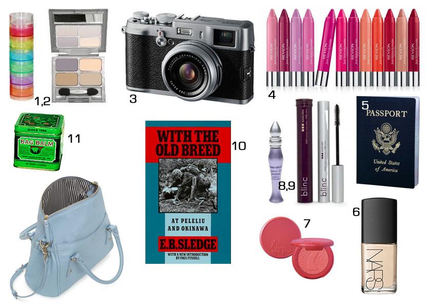 makeup and stuff
