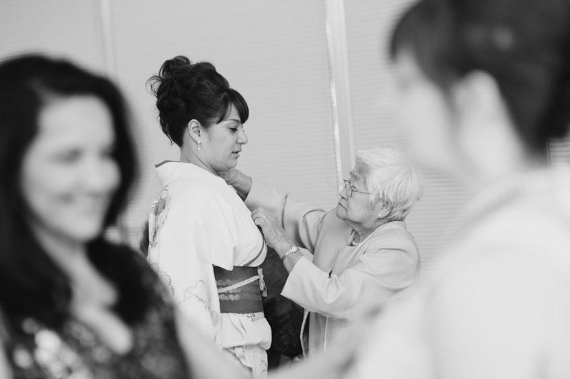 kimono wedding at umlauf austin