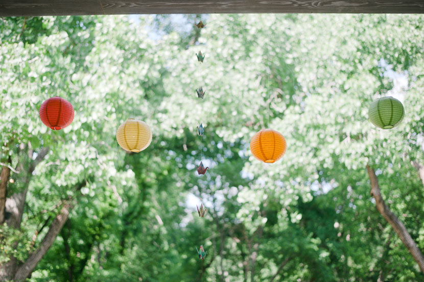 colorful hanging lanterns umlauf
