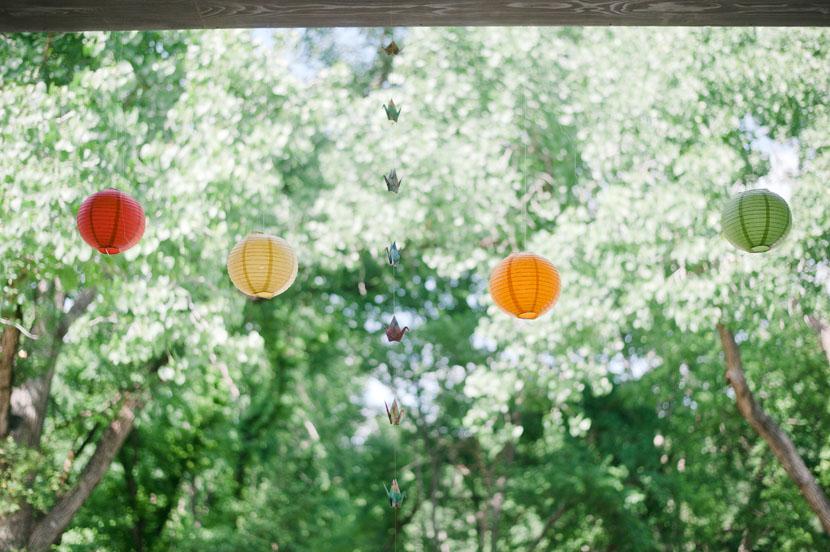 colorful hanging lanterns umlauf