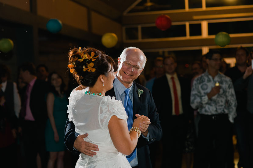 father daughter dance at umlauf