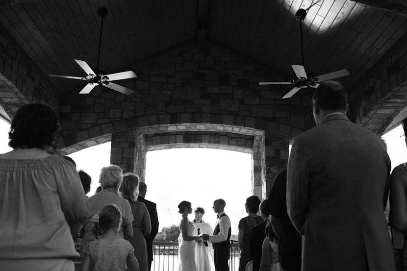 horseshoe bay quail point lodge wedding