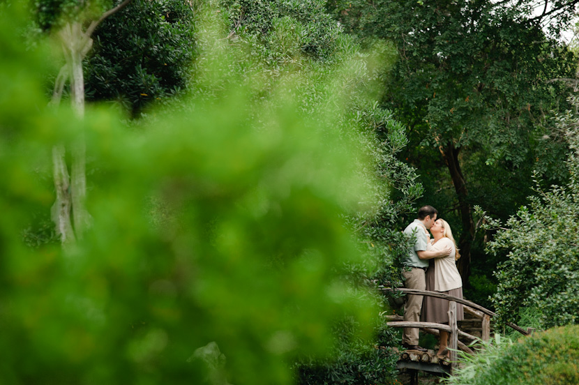zilker botanical garden engagement