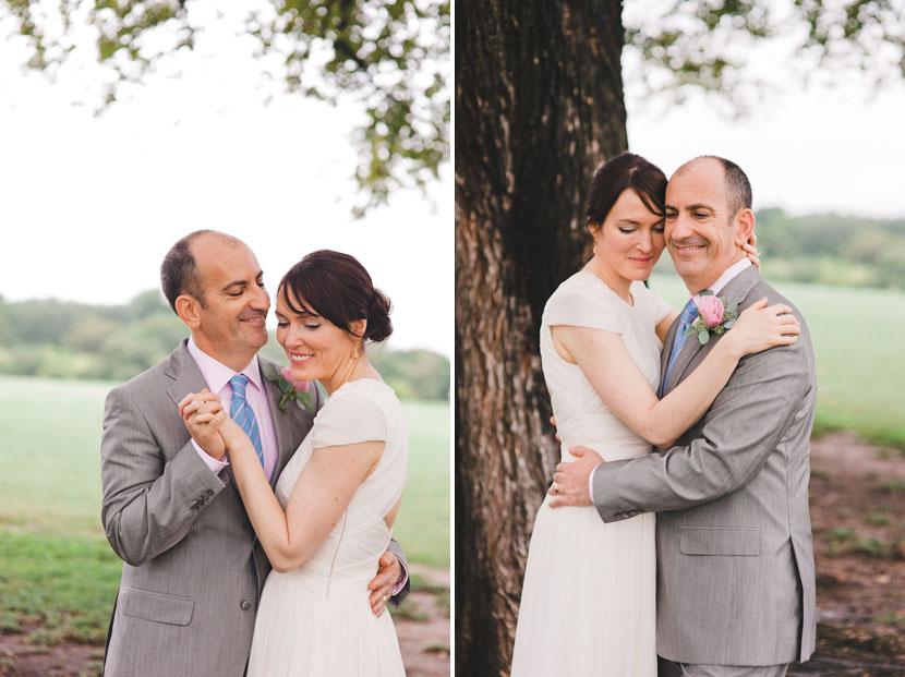zilker park elopement portraits