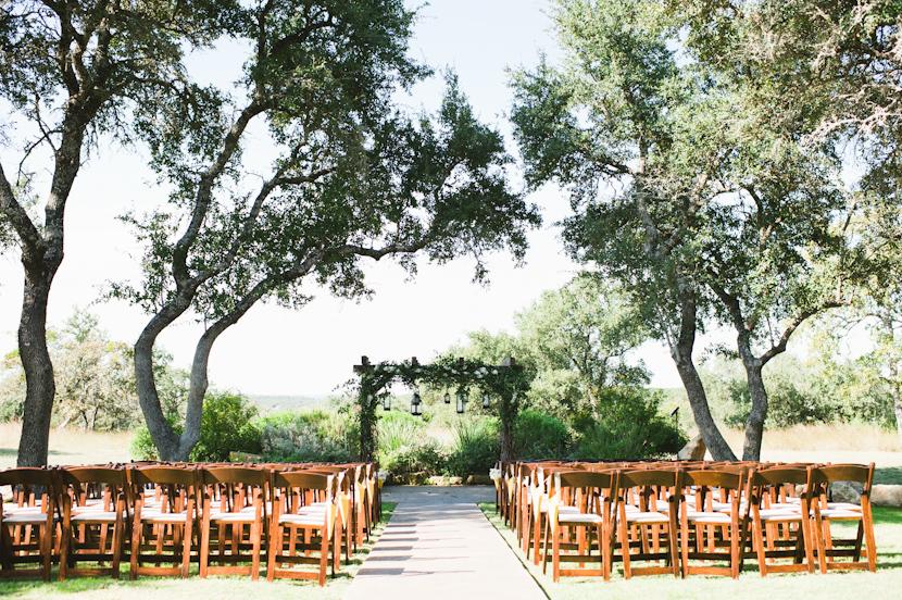 vista west ranch outdoor ceremony space