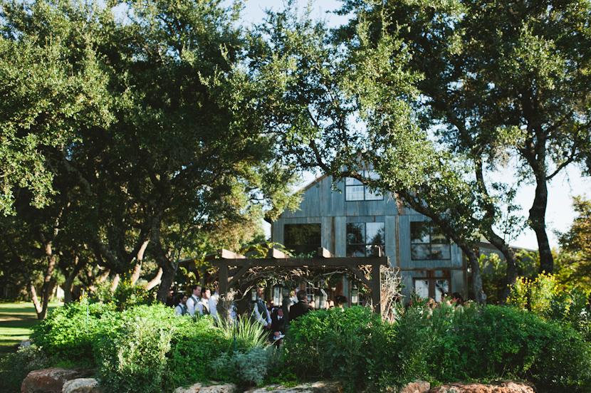 outdoor wedding ceremonies in texas