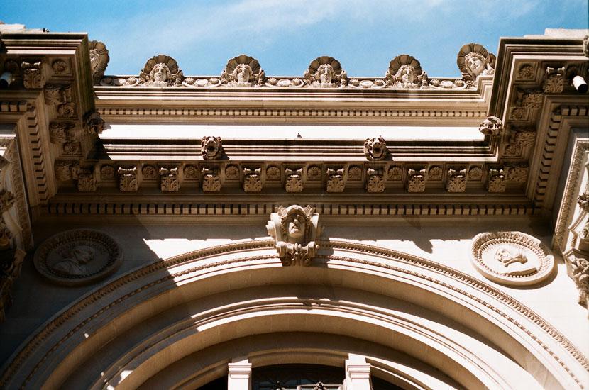 metropolitan museum nyc exterior