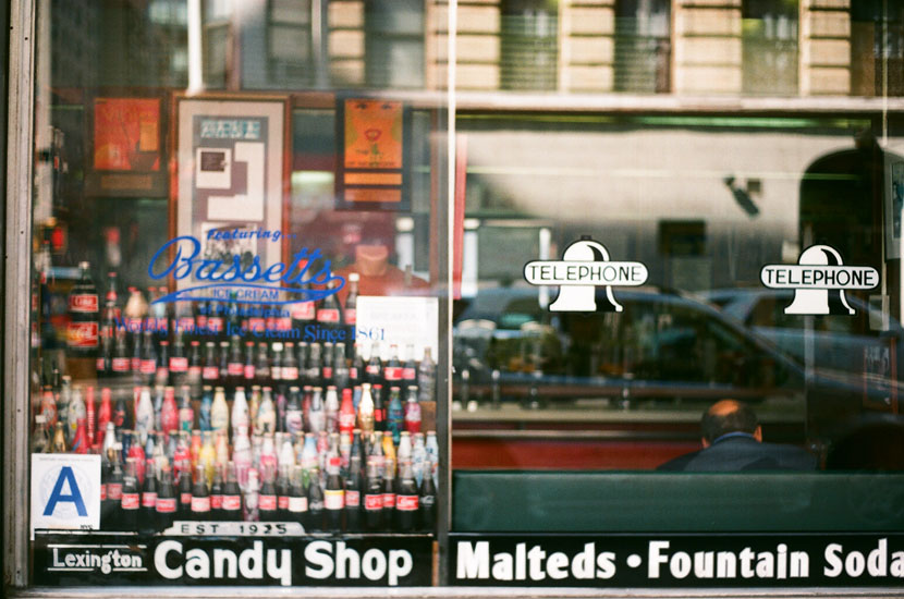 soda shop on upper west side nyc