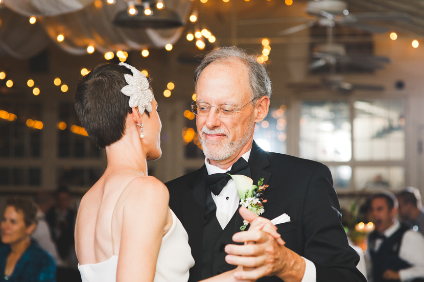 Father daughter dance // Elissa R Photography