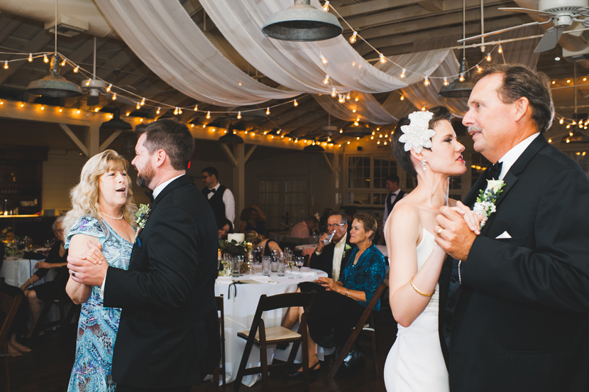 Step-parents dance // Elissa R Photography