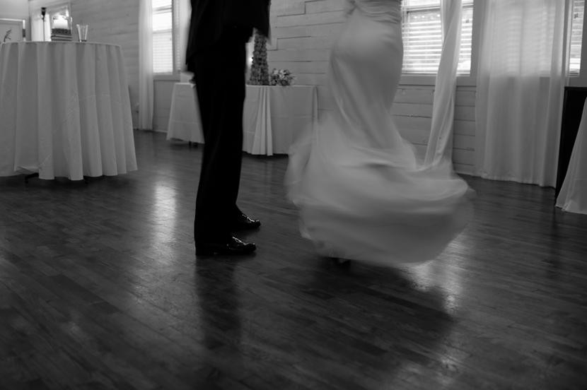 Artistic wedding photos // Elissa R Photography