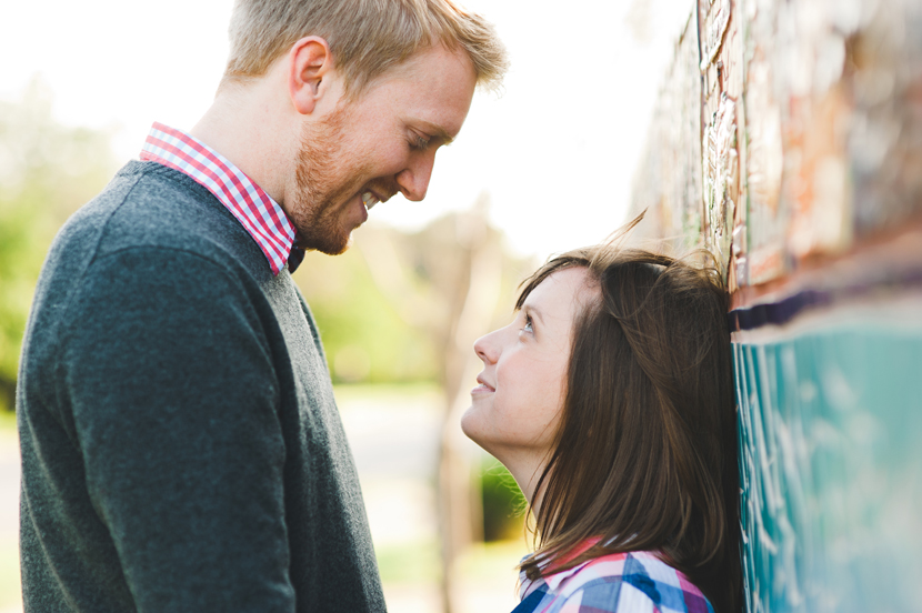 Brentwood Engagement session // Elissa R Photography